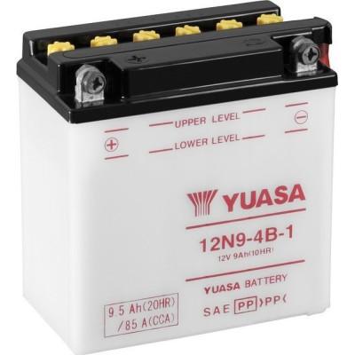 Μπαταριά YUASA 12Ν9-4Β-1