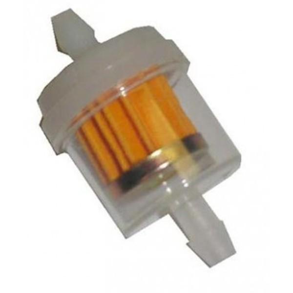 Φίλτρο βενζίνης διάφανο στρόγγυλο