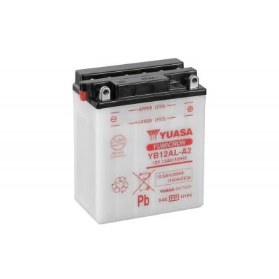 Μπαταριά YUASA YB12AL-A2