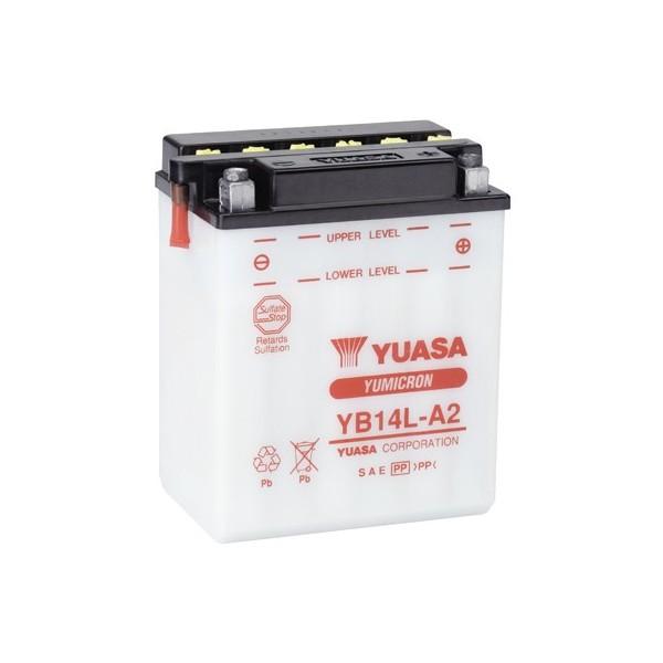 Μπαταριά YUASA YB14L-A2