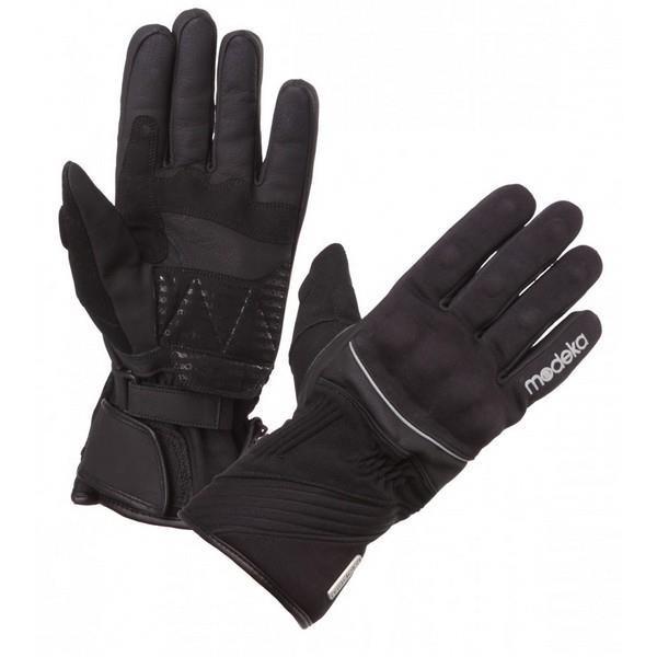 Γάντια Lorenzo χειμερινά μαύρα MODEKA