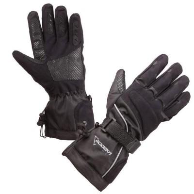 Γάντια Protourer χειμερινά μαύρα MODEKA