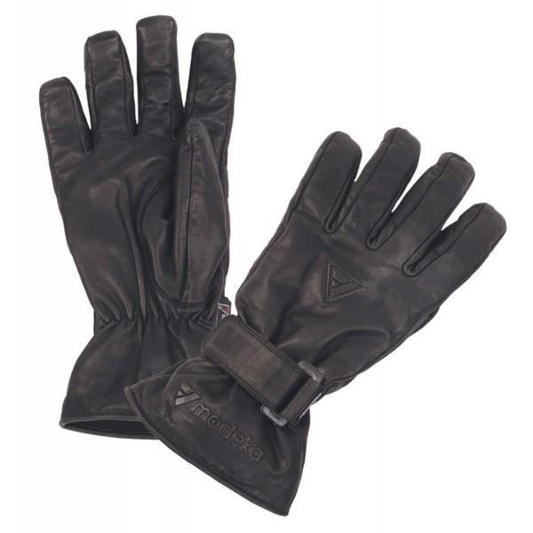 Γάντια Street χειμερινά μαύρα MODEKA