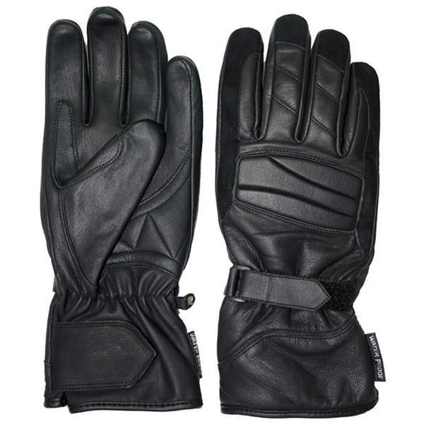 Γάντια Start χειμερινά μαύρα MODEKA