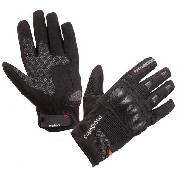 Γάντια Mx Top χειμερινά μαύρα MODEKA