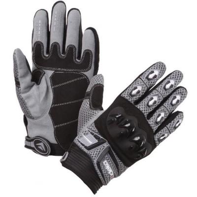 Γάντια Mx Top χειμερινά μαύρα/Γκρι MODEKA