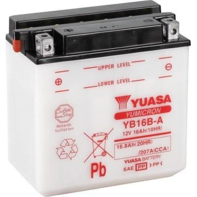 Μπαταριά YUASA YB16B-A