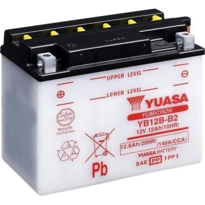 Μπαταριά YUASA YB12B-B2