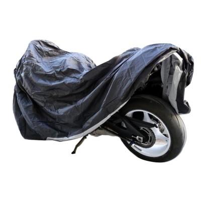 Κουκούλα Μοτοσυκλέτα αδιάβροχη Μπλε AC02