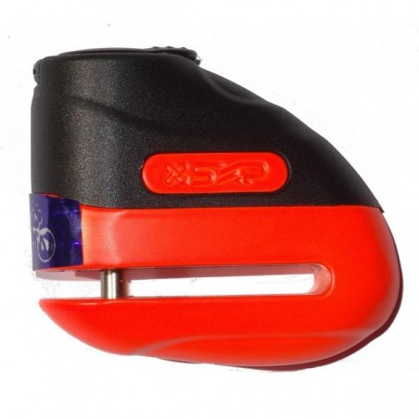 Κλειδαριά δισκόφρενου SXP 502J Κόκκινη