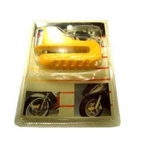 Κλειδαριά δισκόφρενού TAIWAN Κίτρινη