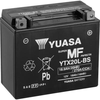 Μπαταριά YUASA YTX20L-BS