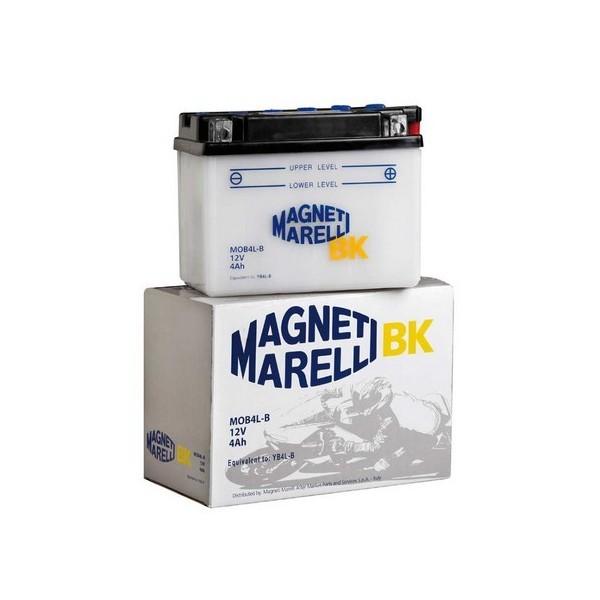 Μπαταριά με υγρά 4 Αh MAGNETI-MARELLI YB4L-B