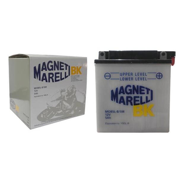 Μπαταριά με υγρά 5 Αh MAGNETI-MARELLI YB5L-B