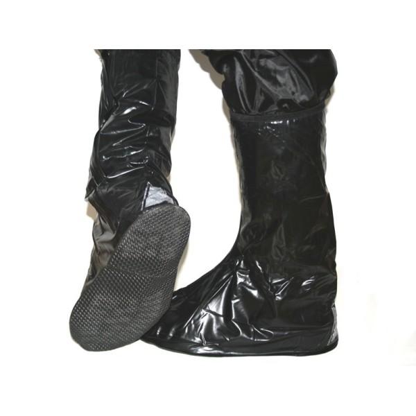 Αδιάβροχες γκέτες μαύρες NORD