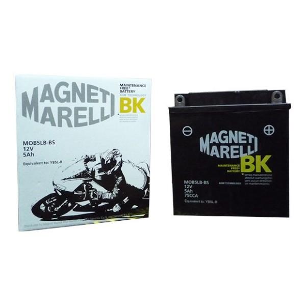 Μπαταριά με υγρά 5 Αh MAGNETI-MARELLI YTX5AL-BS