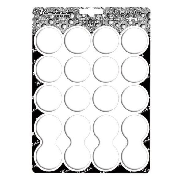 Προστατευτικό Αυτοκόλλητο Ρεζερβουάρ KEITI PD 100C Διάφανο