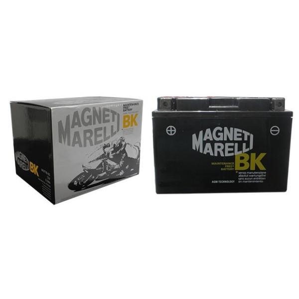Μπαταριά με υγρά 8 Αh MAGNETI-MARELLI YTX9-BS