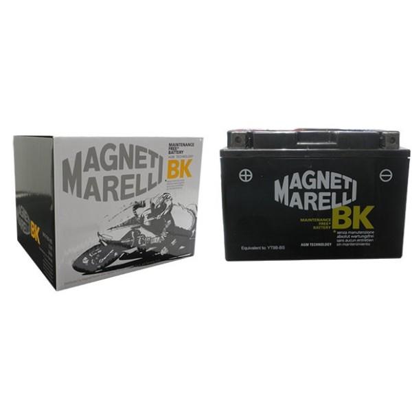 Μπαταριά με υγρά 8 Αh MAGNETI-MARELLI YT9B-BS