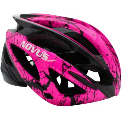 Κράνος Ενηλίκων Ροζ NOVUS N048