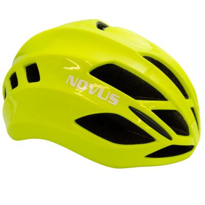 Κράνος Ενηλίκων Κίτρινο NOVUS N043