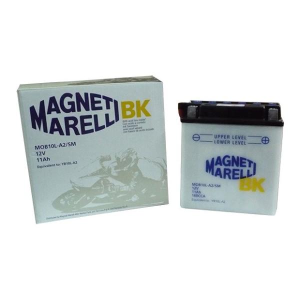 Μπαταριά με υγρά 11 Αh MAGNETI-MARELLI YB10L-A2