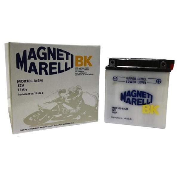 Μπαταριά με υγρά 11 Αh MAGNETI-MARELLI YB10L-B