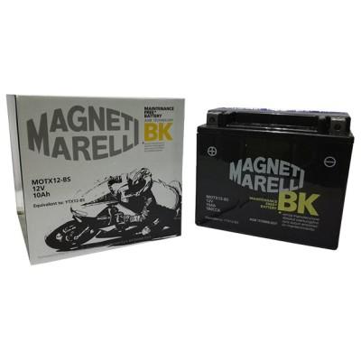 Μπαταριά με υγρά 10 Αh MAGNETI-MARELLI YTX12-BS