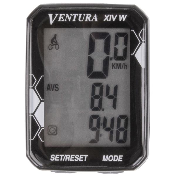 Κοντέρ Ποδηλάτου VENTURA XIV