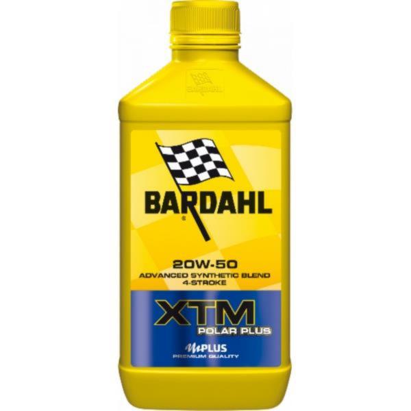 Λάδι BARDAHL XTM ΣΥΝΘΕΤΙΚΌ 4T 20W-50 1LT