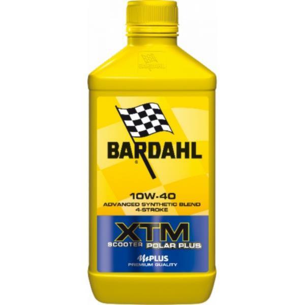 Λαδί BARDAHL XTM SCOOTER SYNTHETIC 10W-40 1LT