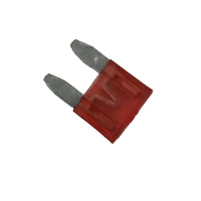 Ασφάλεια μπαταρίας 10.αμπερ.διχαλο μικρό ROC