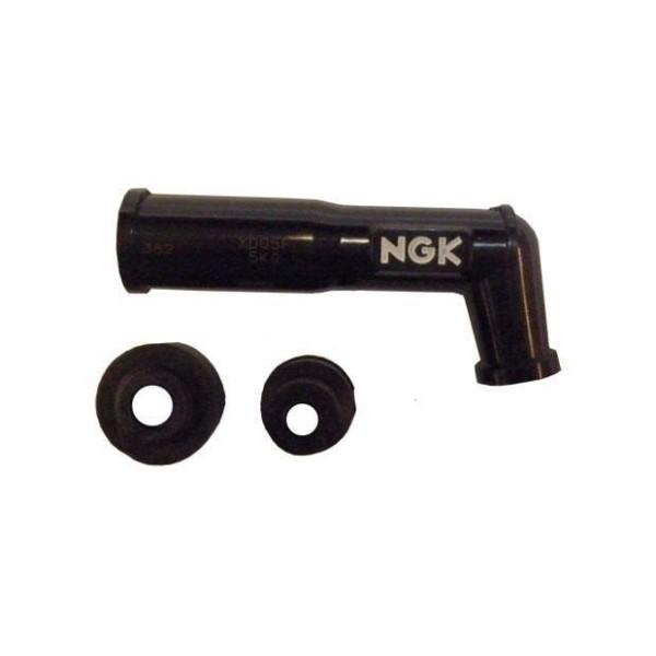 Πιπα μπουζί μαύρη XD05F NGK
