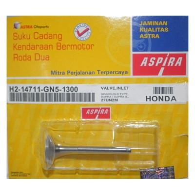 Βαλβίδα εισαγωγής ASPIRA HONDA ASTREA GRAND 100