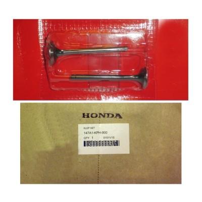 Βαλβίδες Εισαγωγής/Εξαγωγής σετ HONDA ANF INNOVA 125