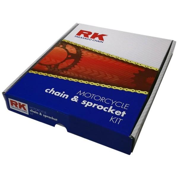 Σετ αλυσίδα με γρανάζια RK HONDA GLX 50