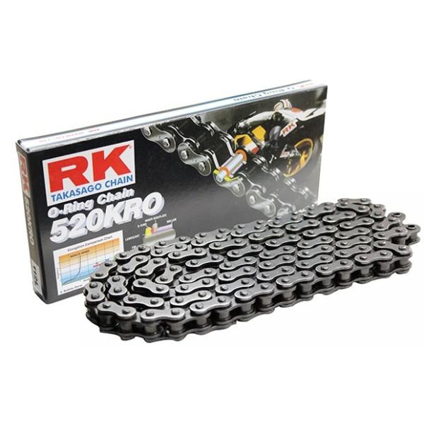 Αλυσίδα κίνησης RK 520 KRO X 114L O-RING