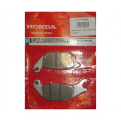 Τακάκια οπίσθια HONDA SUPRA-X125I HELMIN
