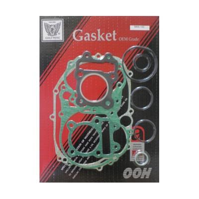 Φλάντζα Α+Β σετ (κομπλέ) 53 mm ROC KAWASAKI MAX100